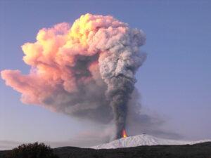 Eruzione 5 gennaio 2011