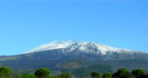Etna panorama dicembre 2011