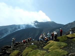 Visita guidata sull'Etna